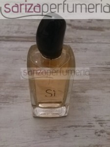 GIORGIO ARMANI Si EDP spray 100ml