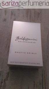 BALDESSARINI Nautic Spirit EDT spray 90ml