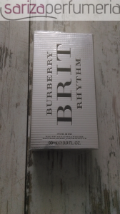 BURBERRY BRIT RHYTHM INTENSE FOR HIM EDTS 90ML