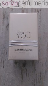 ARMANI EMPORIO BECAUSE ITS YOU EDPS 50ML