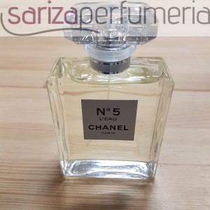 CHANEL N5 L'eau EDT spray 100ml