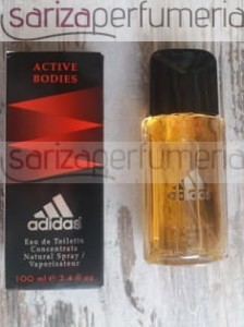 ADIDAS Active Bodies EDT spray 100ml