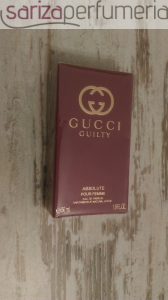 Gucci guilty absolute edps 50ml L